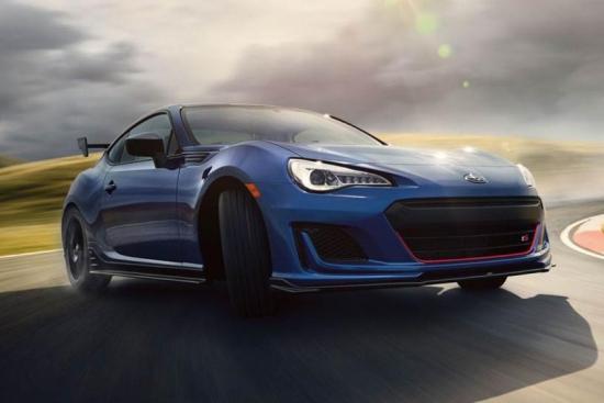 Малоизвестные автоновости бренда Subaru в мире и Риге